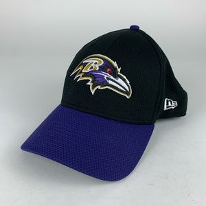 Baltimore Ravens NFL New Era Stretch Fitted Hat